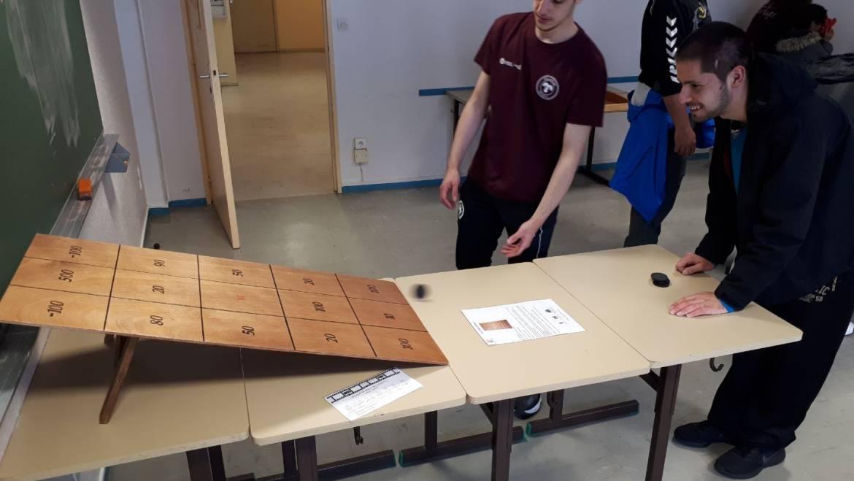 Des jeux en bois pour HANDISTAPS 2019